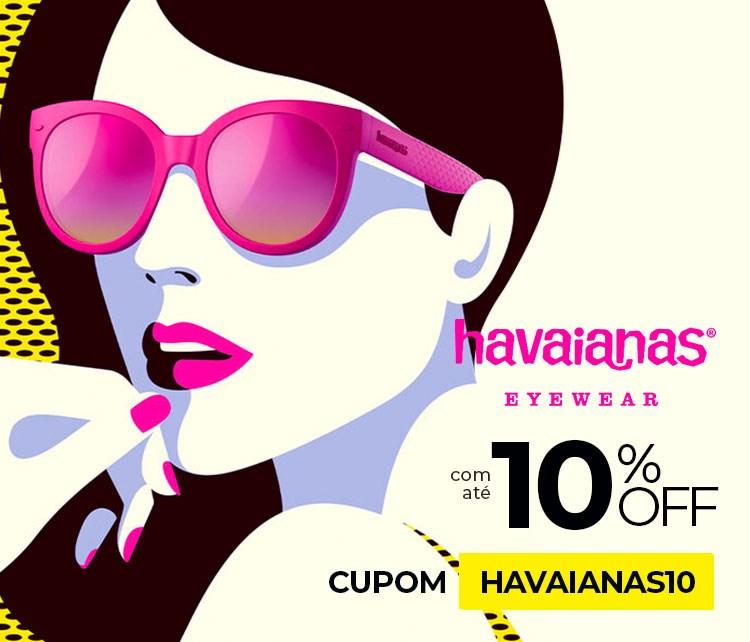 Havaianas 10%