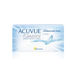 Lente de Contato Acuvue Oasys com Hydraclear Grau Quinzenal