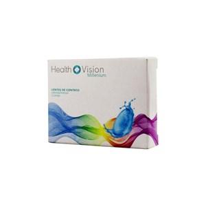 Lente de Contato Colorida Health Vision Mensal