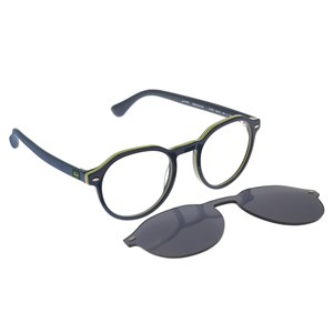 Óculos de Grau Clip On Havaianas Arraial/CS PJP/KU-49