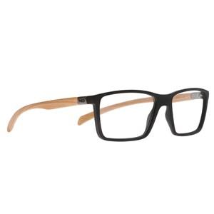 Óculos de Grau Hb 93136 M Black/Wood Demo