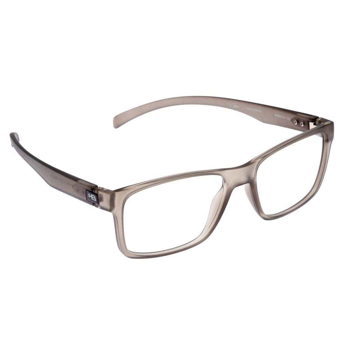 Óculos de Grau HB Polytech 93108 Matte Onyx Demo
