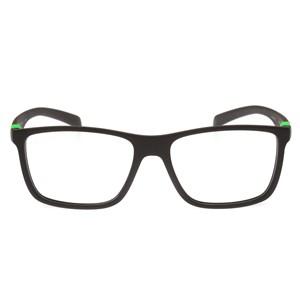 Óculos de Grau Infantil HB Polytech 93146 Matte Black D. Green
