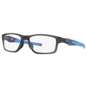 Óculos de Grau Oakley Crosslink Satin Grey Smoke