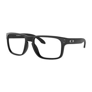 Óculos de Grau Oakley Holbrook Satin Black OX8156 01-54