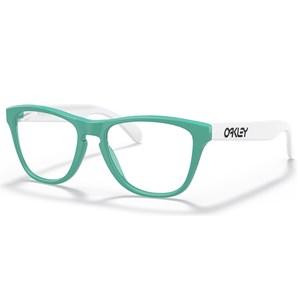 Óculos de Grau Oakley Infantil Rx Frogskins Xs OY8009 05-46