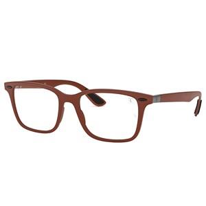 Óculos de Grau Ray Ban Ferrari RX7144M F628-53