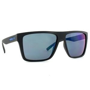 Óculos de Sol HB Floyd 90117 Matte Black Blue Chrome 001/87