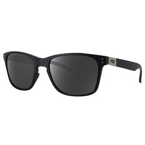 Óculos de Sol HB GIPPS II MATTE BLACK POLARIZED GRAY