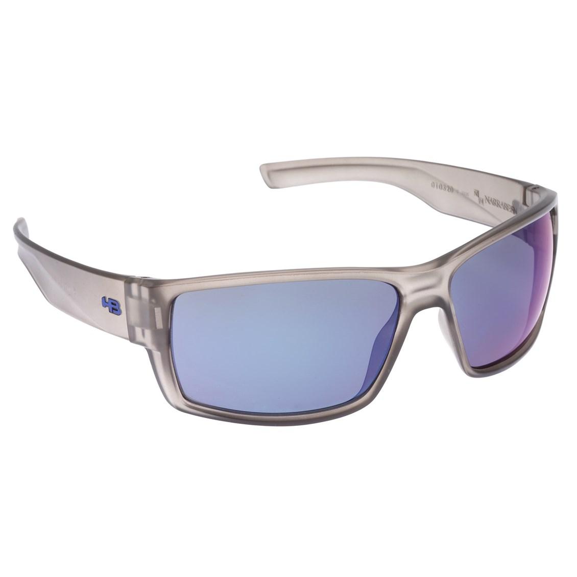 Óculos de Sol HB Narrabeen Onyx Blue Chrome