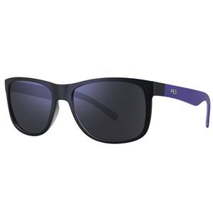 Óculos de Sol HB OZZIE M. F BLACK/BLUE BLUE CHROME