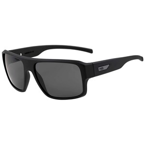 Óculos de Sol HB Redback 90116 Matte Black Gray Polarizado 001/A0