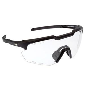 Óculos de Sol HB Shield Compact Road Matte Black Photochromic
