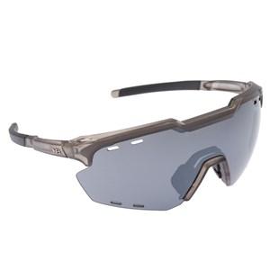 Óculos de Sol HB Shield Compact Road Matte Onyx Silver
