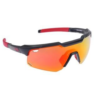 Óculos de Sol HB Shield EVO Mountain Kit 1 Multi Red Gray Amber