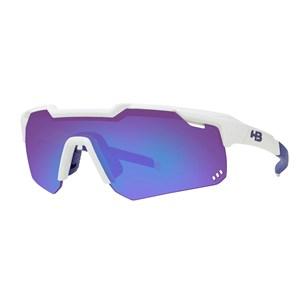 Óculos de Sol HB Shield EVO Mountain Kit 3 Multi Purple Grey Amber
