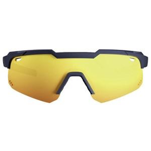 Óculos de Sol HB Shield EVO Mountain Matte Navy Multi Red