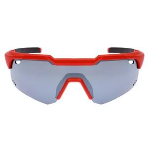 Óculos de Sol HB Shield EVO Mountain Matte Orange Silver