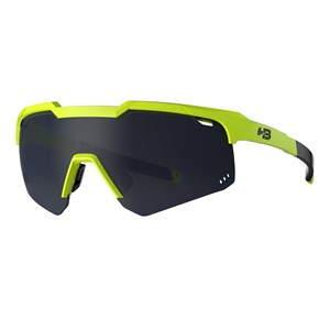 Óculos de Sol HB Shield EVO Road Neon Yellow Gray