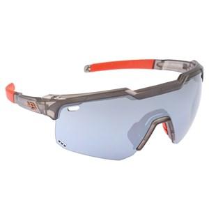 Óculos de Sol HB Shield EVO Road Onyx Silver