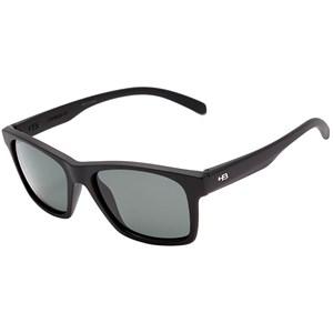 Óculos de Sol HB Unafraid 90169 Matte Black Gray Polarized 001/A0
