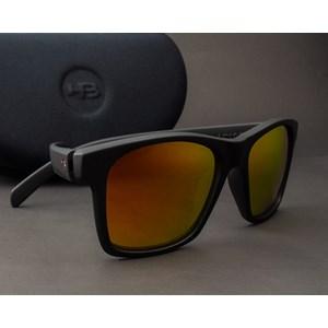 Óculos de Sol HB Unafraid Polarizado 90169 001/B3-Único