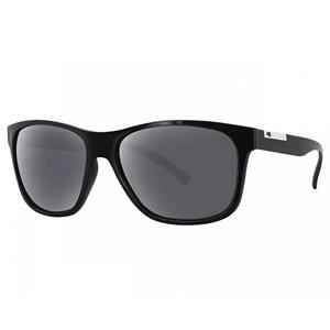 Óculos de Sol HB Underground Matte Black Polarizado Gray