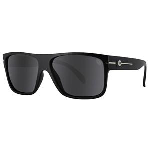 Óculos de Sol HB WOULD MATTE BLACK POLARIZED GRAY