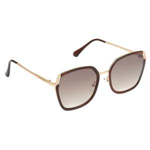 Óculos de Sol Maria Carlota T31 Marrom-56