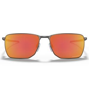 Óculos de Sol Oakley Ejector Matte Gunmetal Prizm Ruby