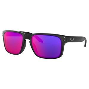 Óculos De Sol Oakley Holbrook Matte Black + Lente Reposição