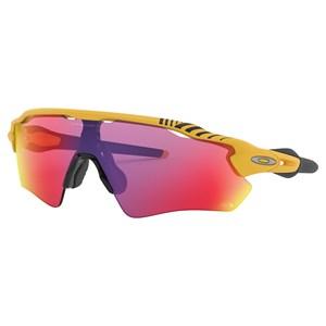Óculos de Sol Oakley Radar Ev Path Tour de France Matte Yellow Prizm Road