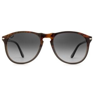 Óculos de Sol Persol 649 Series Polarizado PO9649S 1023M3-55