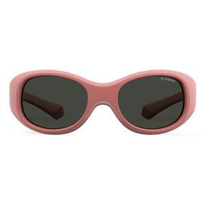 Óculos de Sol Polaroid Infantil Polarizado PLD 8038/S 35J/M9-44