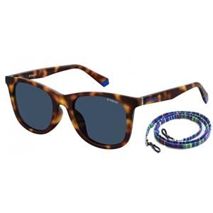 Óculos de Sol Polaroid Polarizado PLD 6112/F/S IPR/C3-53