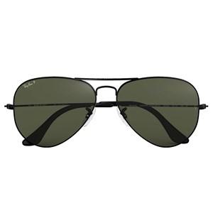 Óculos de Sol Ray Ban Aviador Large Metal Evolve Polarizado RB3025 002/58-55
