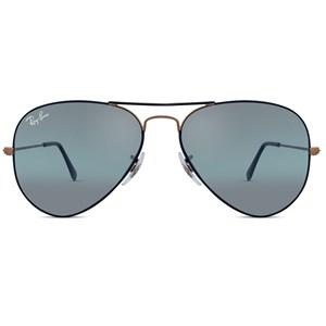 Óculos de Sol Ray Ban Aviador Large Metal RB3025 9156/AJ-55