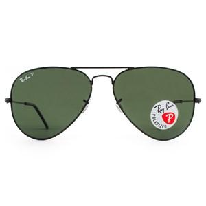 Óculos de Sol Ray Ban Aviador Polarizado RB3025L 002/58-62
