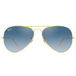 Óculos de Sol Ray Ban Aviador RB3025L 001/3F-55