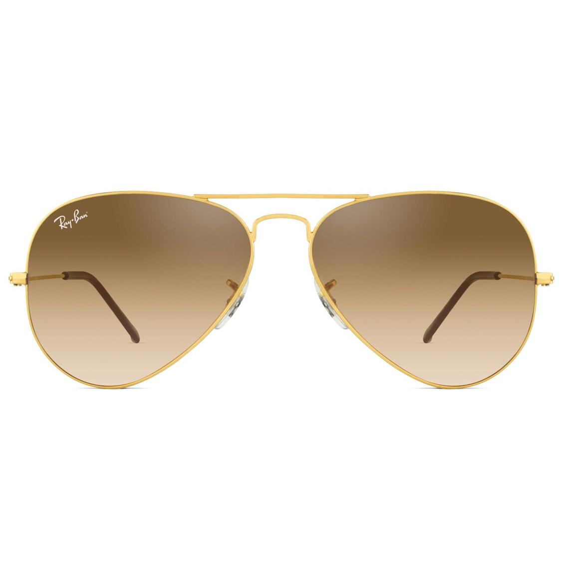 Óculos de Sol Ray Ban Aviador RB3025L 001/51-62