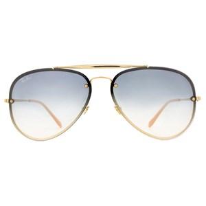 Óculos de Sol Ray Ban Blaze Aviador RB3584N 001/19-58