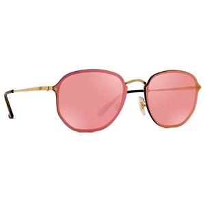 Óculos de Sol Ray Ban Blaze Hexagonal RB3579N 001/E4-58