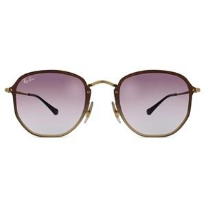 Óculos de Sol Ray Ban Blaze Hexagonal RB3579N 91400S-58
