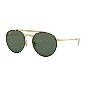 Óculos de Sol Ray Ban Blaze Round Doublebridge RB3614N 914071-54