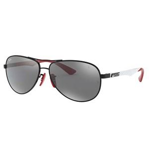 Óculos de Sol Ray Ban  Ferrari Fibra de Carbono RB8313M F0096G-61
