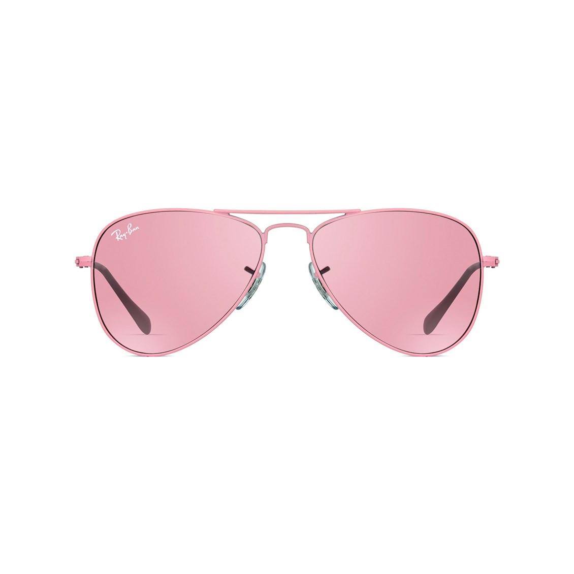 Óculos de Sol Ray Ban Infantil Aviador RJ9506S 211/7E-52