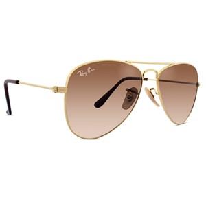 Óculos de Sol Ray Ban Infantil Aviador RJ9506S 223/13-50