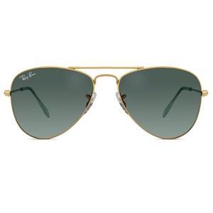 Óculos de Sol Ray Ban Infantil Aviador RJ9506S 223/71-52