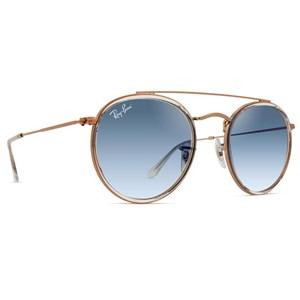 Óculos de Sol Ray Ban Round Double Bridge RB3647NL 90683F-51