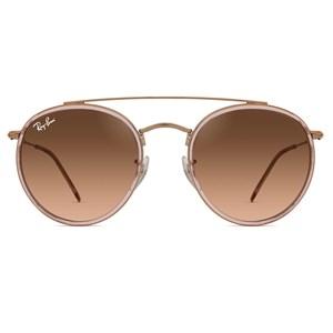 Óculos de Sol  Ray Ban Round Double RB3647NL 9069A5-51